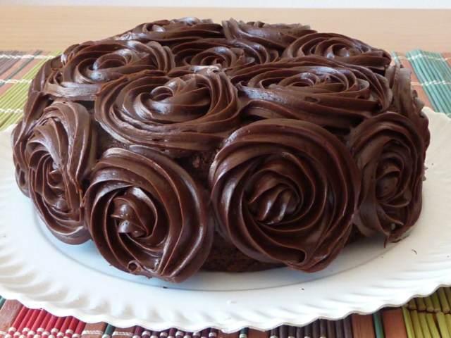 pastel chocolate decoración fantástica fiesta temática