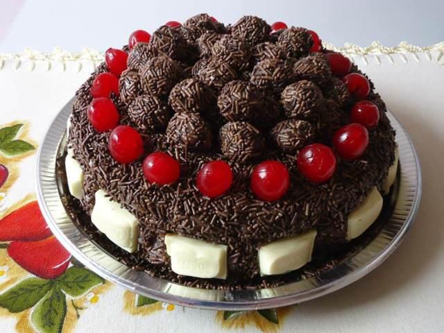 pastel precioso chocolate fiesta temática ideas