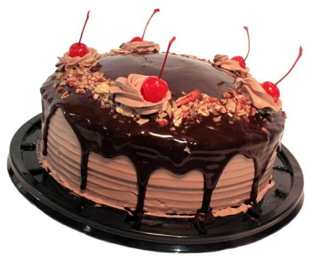 pastel chocolate idea magnífica fiesta cumpleaños