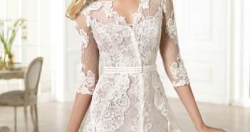 vestidos-de-novia-cortos-ideas-maravillosas-boda-fabulosa-tendencias-2015