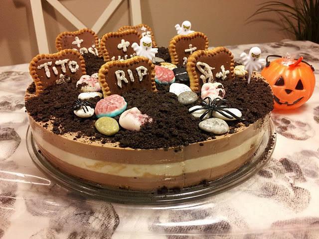 Deliciosa Tarta Tres Chocolates Para Cada Fiesta