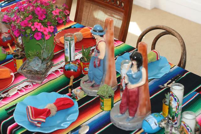 adornos para baby shower decoración temática mesa