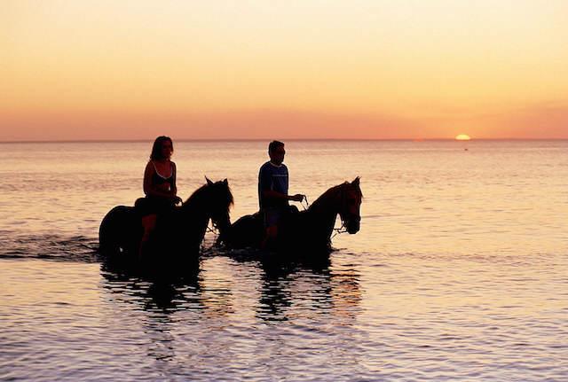 aniversario de novios experiencia romántica equitación