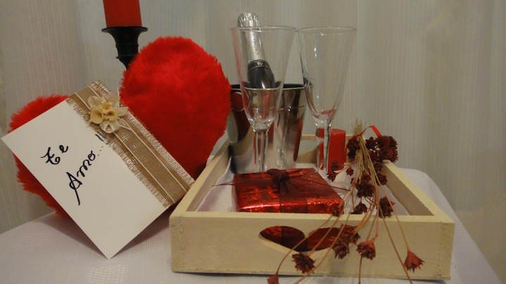 aniversario romántico celebración preciosa amor
