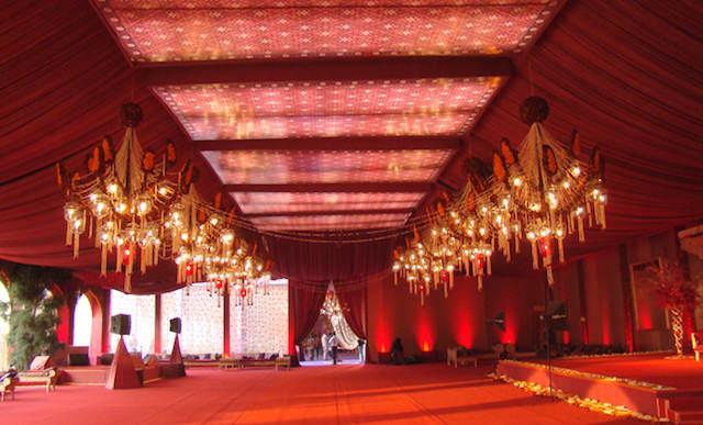 boda estilo oriental combinación color moda 2015