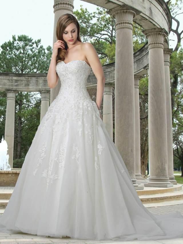 boda fabulosa novia vestido fantástico modelos barato ideas