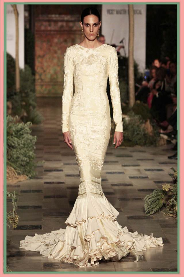 boda trajes de novia moda modelos originales