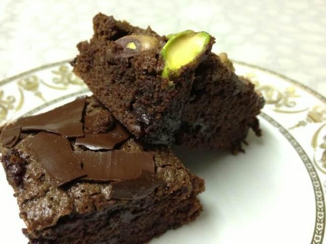 brownie de chocolate receta deliciosa postre perfecto fiesta