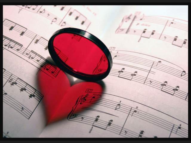 canciones para dedicar a mi novio notas amor corazón