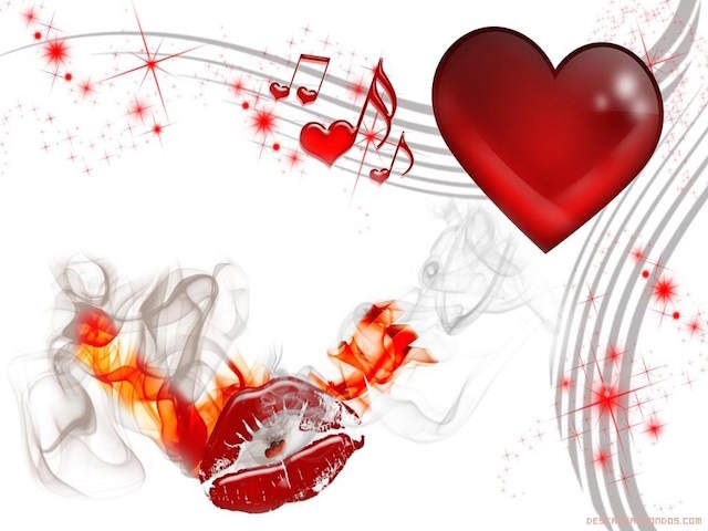 canciones para dedicar a mi novio notas musicales corazón