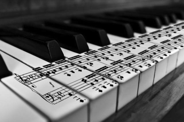 canciones para dedicar a mi novio piano notas