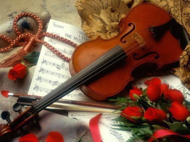 canciones para dedicar a mi novio románticas violín