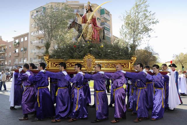 celebración Mostoles Madrid gran interés turístico