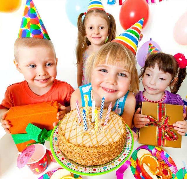 celebración divertida organización fiestas infantiles