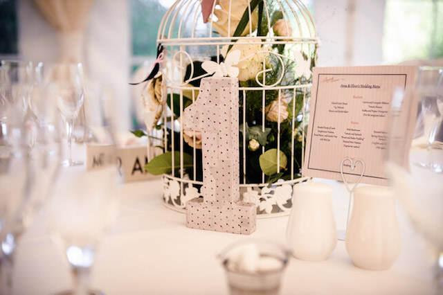 centros de mesa boho chic boda