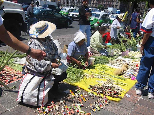 México celebración Domingo de Ramos