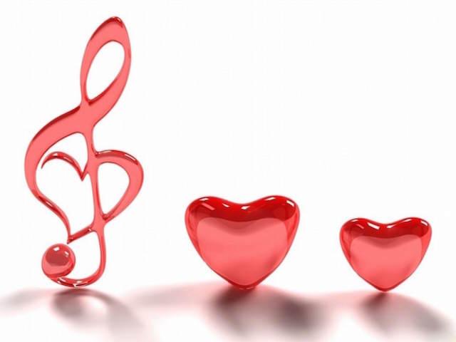 clave de sol corazones canciones para dedicar a mi novio