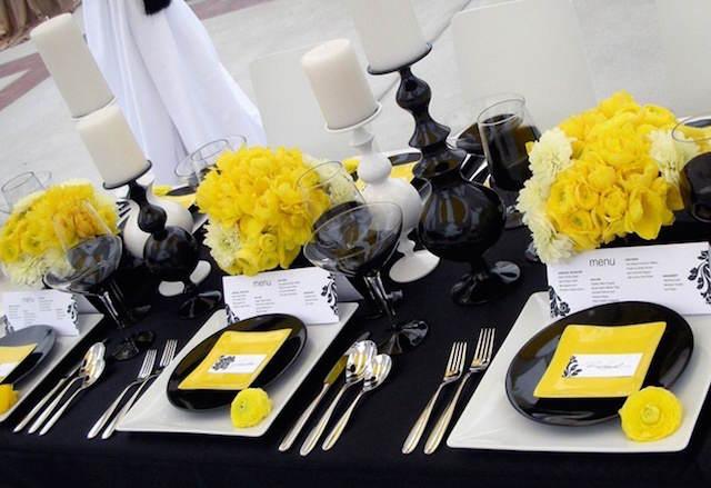 color amarillo mezcla blanco negro clásicos
