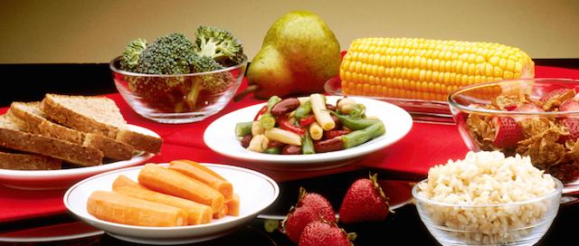 comidas sanas variedades preciosas sabrosas