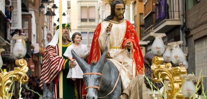 conmemoracion-entrada-Jerusalen-Domingo-de-Ramos