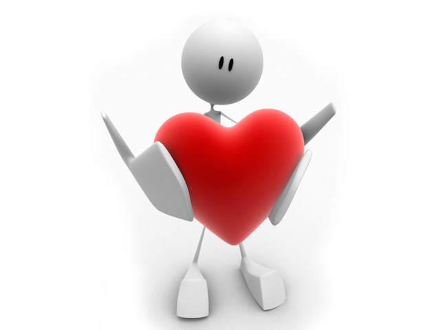 corazón en manos cartas de amor para mi novia creativas