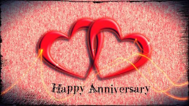 corazones juntos felicidad mensajes de aniversario