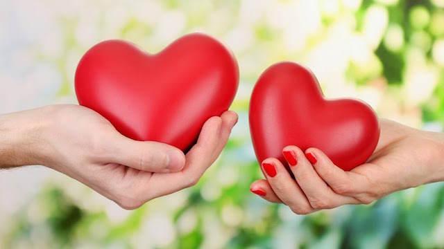 corazón manos cartas de amor para mi novia originales