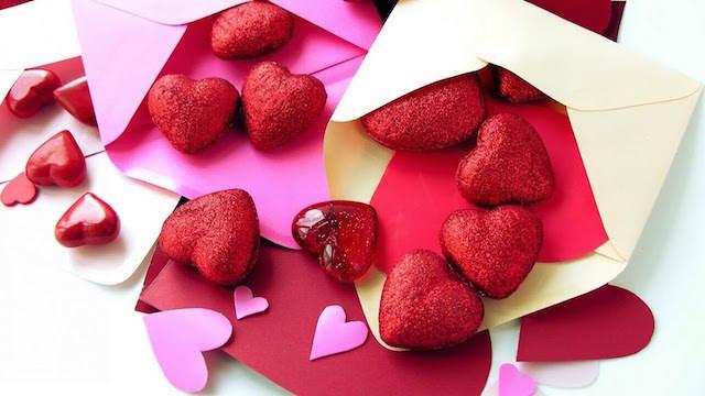 corazones dulces sobres cartas de amor para mi novia