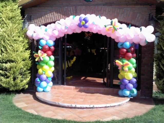 decoración boda globos ideas fantásticas