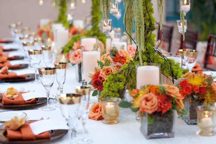 decoración estilo rústico boda magnífica