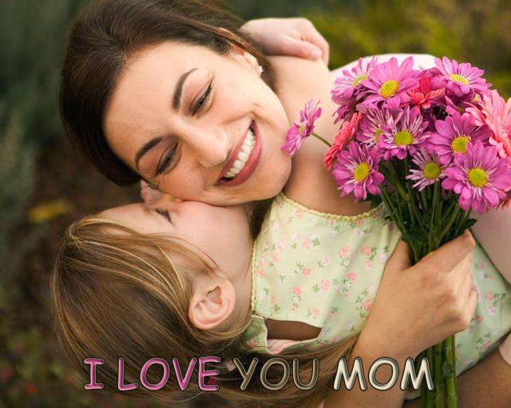 día de la madre amor niños