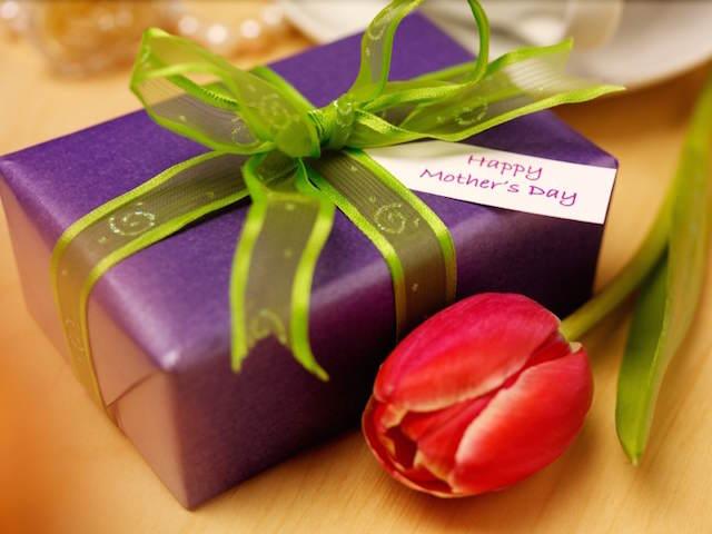día de la madre regalo precioso flor