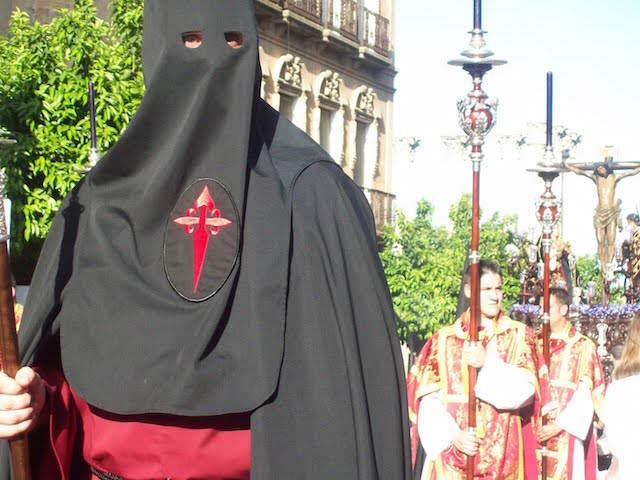 Domingo de Ramos celebración Córdoba España turistas