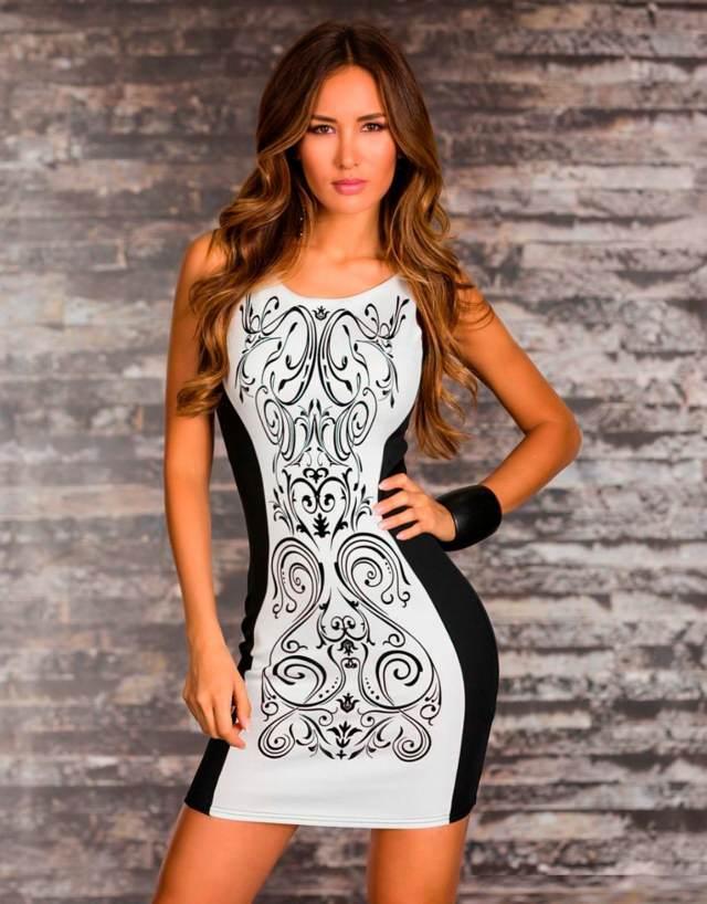 elegantes vestidos de noche ideas originales