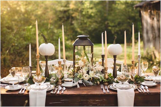 magníficos centros de mesa para boda rústicos