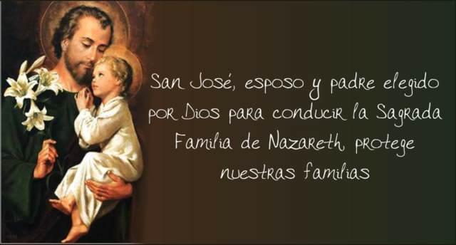 feliz día de San Josè fiesta información interesante