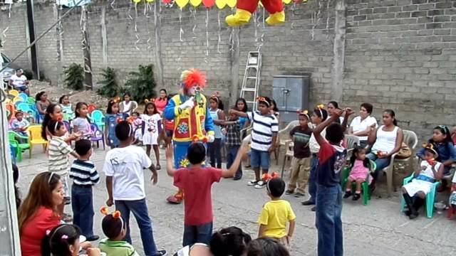 fiestas infantiles juegos originales divertidos