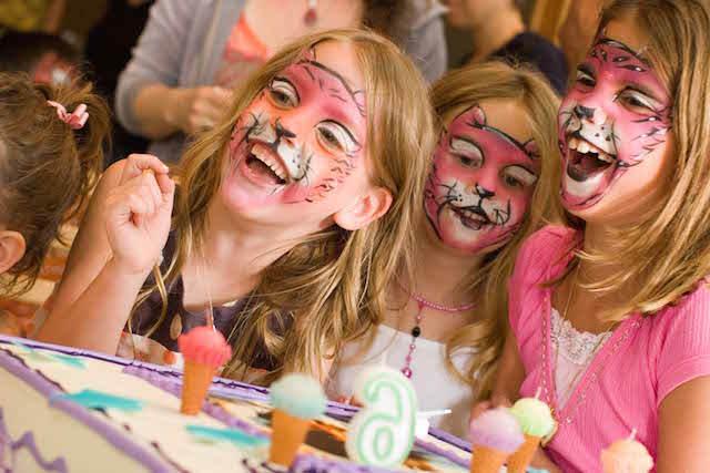 fiestas infantiles actividades para los chicos