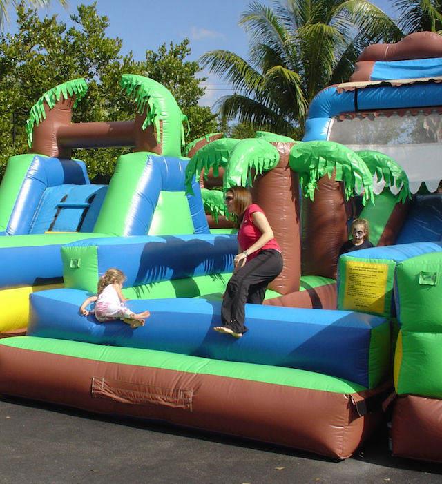 fiestas infantiles juegos inflables divertidos