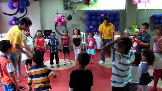 juegos para fiestas infantiles ideas originales divertidas