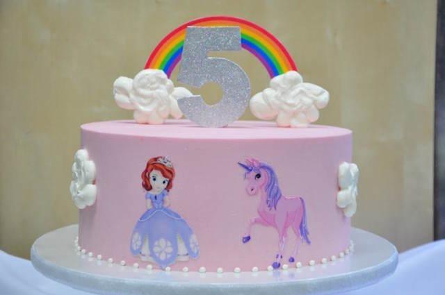 fiestas infantiles pastel para cumpleaños