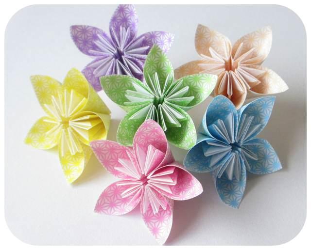 flores de papel crepe decoración diferente original
