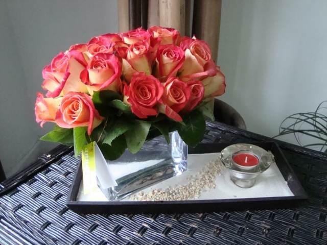 rosas magníficas sorpresas tu mujer 8 de marzo aniversario romántico
