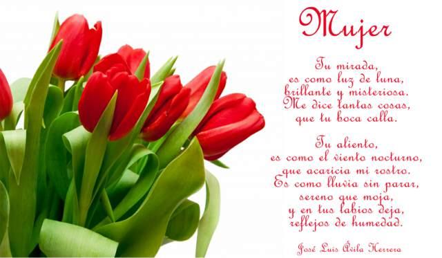frases románticas día mujer 8 marzo sorpresas mujer