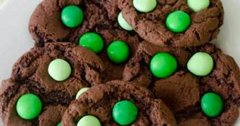 galletas-de-chocolate-decoracion-san-patricio