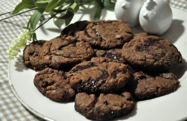 sabrosas galletas chocolate fiesta temática San Patricio