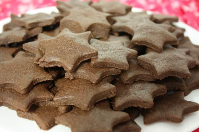 galletas sabrosas chocolate postre delicioso fiestas