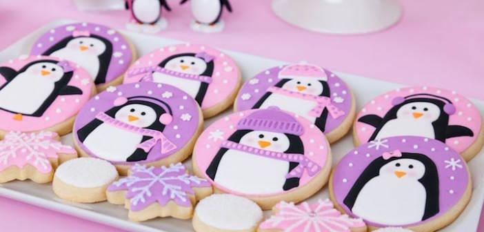 galletas-decoracion-tematica-pinguinos
