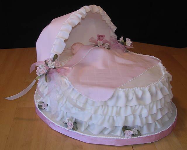 ideas fantásticas pasteles para bautizo