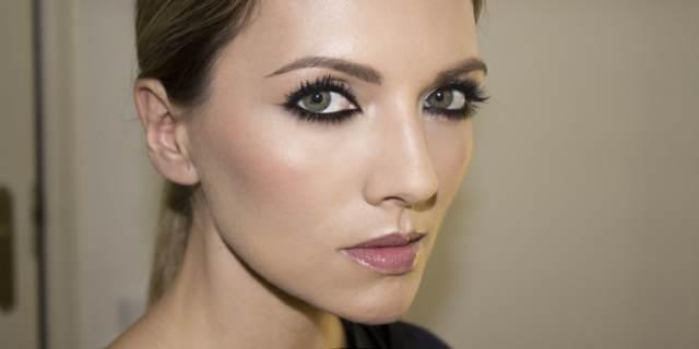 ideas modernas maquillaje novia tendencias nuevas 2015